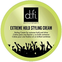 150 gr - d:fi Extreme Hold Styling Cream