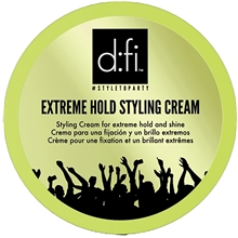 75 gr - d:fi Extreme Hold Styling Cream