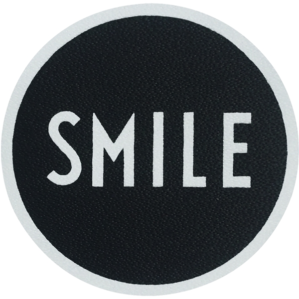 Design Letters MyCover Stickers Smile Black (Kuva 1 tuotteesta 2)