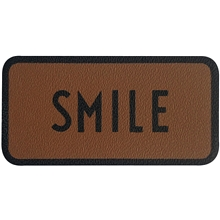 Design Letters MyCover Stickers Smile Cognac