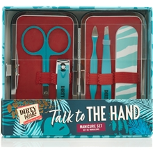 Dirty Works Talk to the Hand - Gift Set
