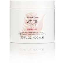 White Tea Gingerlily - Body Cream