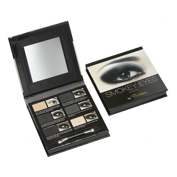 Christian Smokey Eyes Black 1 set, Christian Faye