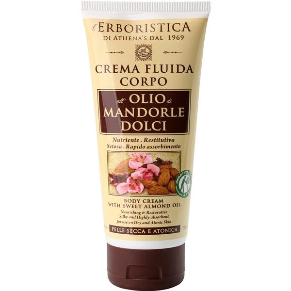 Erboristica Body Cream Sweet Almond 200 ml