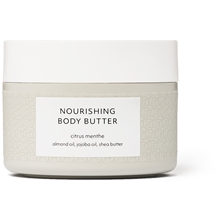 200 ml - Citrus Menthe Nourishing Body Butter