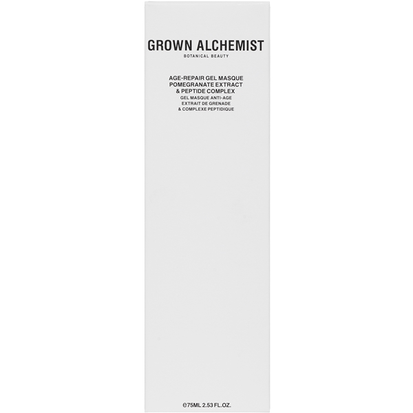 Grown Alchemist Age Repair Gel Masque (Kuva 2 tuotteesta 2)