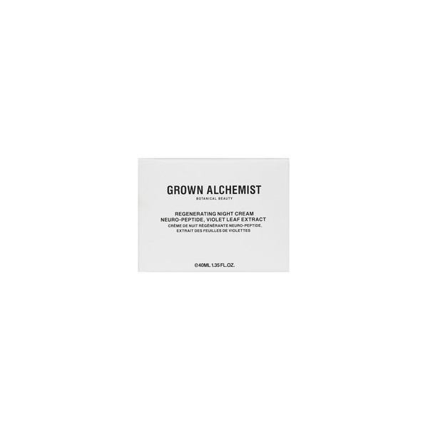 Grown Alchemist Regenerating Night Cream (Kuva 2 tuotteesta 2)