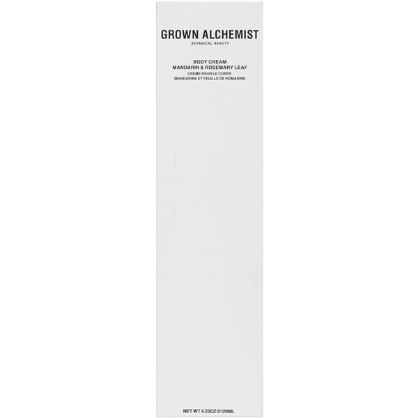 Grown Alchemist Body Cream Mandarin (Kuva 2 tuotteesta 2)