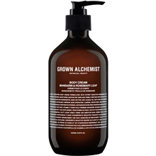 500 ml - Grown Alchemist Body Cream Mandarin