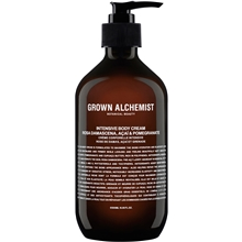 500 ml - Grown Alchemist Intensive Body Cream