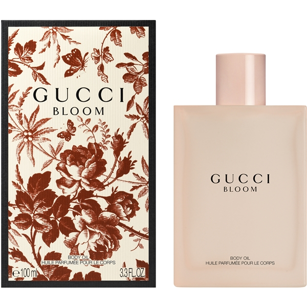 Gucci Bloom - Body Oil (Kuva 2 tuotteesta 2)