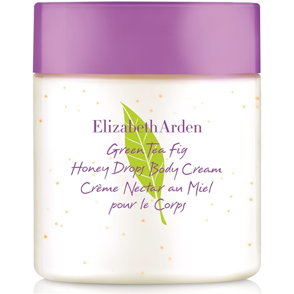Green Tea Fig - Honey Drops Body Cream