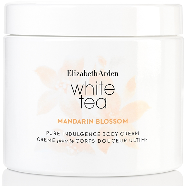 White Tea Mandarin Blossom - Body cream