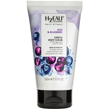 150 ml - Acai & Blueberry Gentle Body Scrub