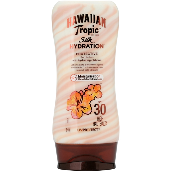 Silk Hydration Lotion Spf 30 180 ml, Hawaiian Tropic