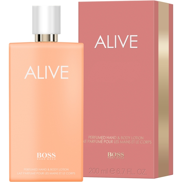Boss Alive - Body Lotion (Kuva 2 tuotteesta 2)