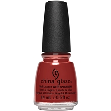 14 ml - No. 718 Campfired Up!  - China Glaze Gone West Collection