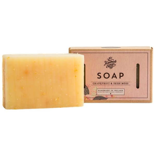 Soap Grapefruit & Irish Moss