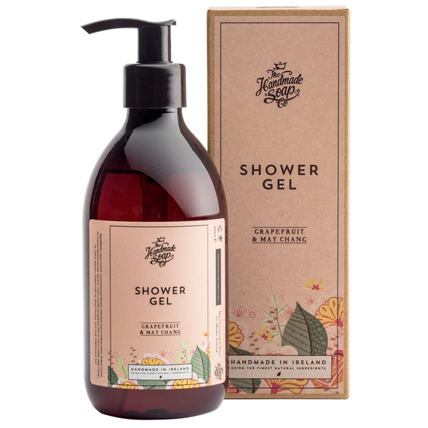 Shower Gel Grapefruit & May Chang