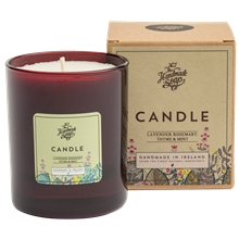 Candle Lavender, Rosemary & Mint