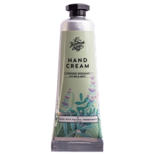 30 gr - Hand Cream Tube Lavender, Rosemary & Mint