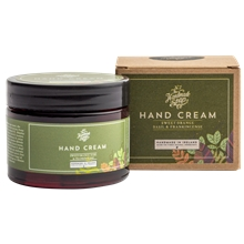 Hand Cream Sweet Orange, Basil & Frankinsence