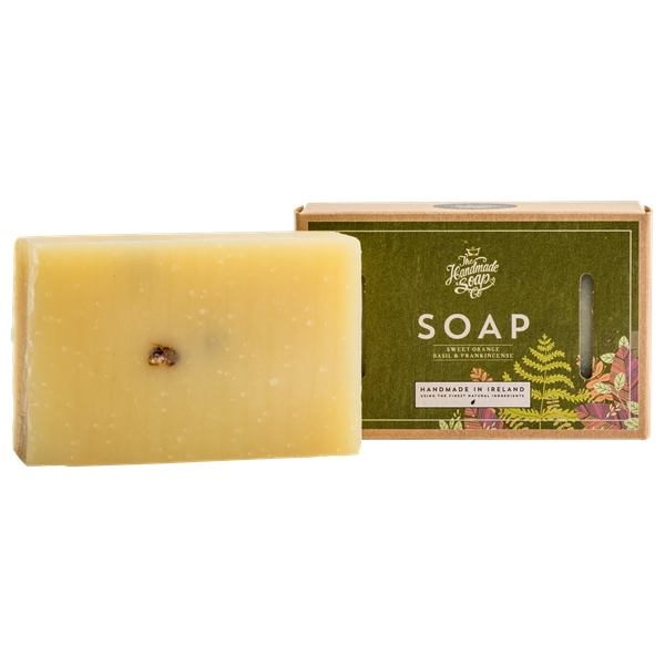 Soap Sweet Orange, Basil & Frankinsence (Kuva 1 tuotteesta 3)