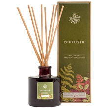Diffuser Sweet Orange, Basil & Frankinsence