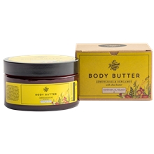 200 gr - Body Butter Lemongrass & Bergamot