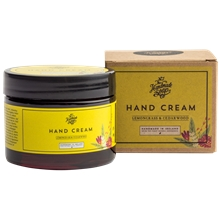 50 ml - Hand Cream Lemongrass & Cedarwood