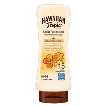 180 ml - Satin Protection Sun Lotion Spf 15