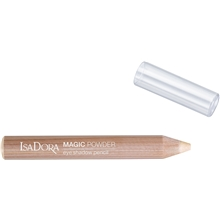 No. 030 Vanilla Cream - IsaDora Magic Powder Eye Shadow Pencil