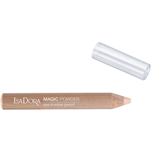 No. 031 Icy Apricot - IsaDora Magic Powder Eye Shadow Pencil