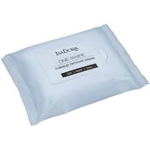 25 kpl - IsaDora One Swipe Makeup Remover Wipes