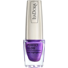 6 ml - No. 952 Amethyst Glow - IsaDora Perfect Glow Nail Highlighter