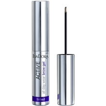 4.2 ml - No. 031 Light Brown - IsaDora Active All Day Wear Brow Gel