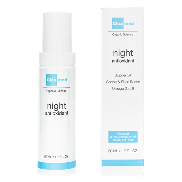 Cicamed Science Night Antioxidant 50 ml
