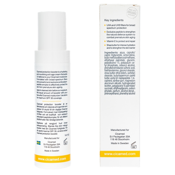 Cicamed Spf Protection Booster (Kuva 2 tuotteesta 2)