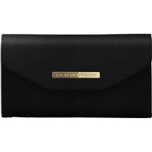 Black - Ideal Mayfair Clutch iPhone X/XS