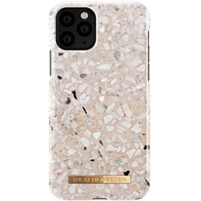 Greige Terazzo - Ideal Fashion Case iPhone 11 Pro