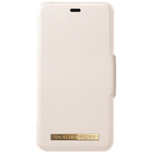 Beige - Ideal Fashion Wallet iPhone 11
