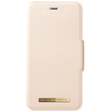 Beige - Ideal Fashion Wallet iPhone 6/6s/7/8 Plus