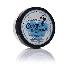 200 ml - Coconut & Cream Body Butter