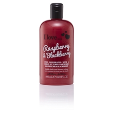 500 ml - Raspberry & Blackberry Bath & Shower Crème