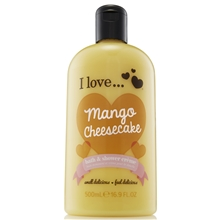 500 ml - Mango Cheesecake Bath & Shower Crème