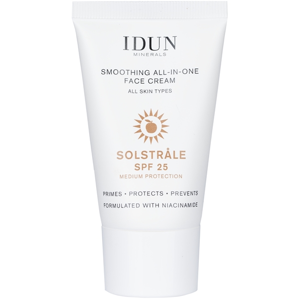 Solstråle All In One Face Cream SPF25