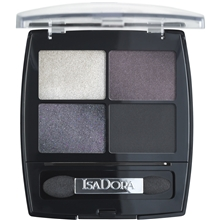5 gr - No. 019 Rockstar - IsaDora Eye Shadow Quartet