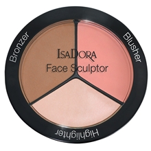 18 gr - No. 001 Warm Peach - IsaDora Face Sculptor