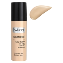 30 ml - No. 057 Fair Beige - IsaDora Hydralight Foundation