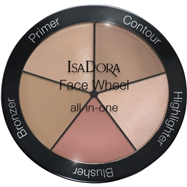 IsaDora Face Wheel All In One